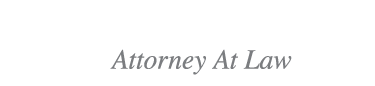 Joseph Pearman Attorney at Law